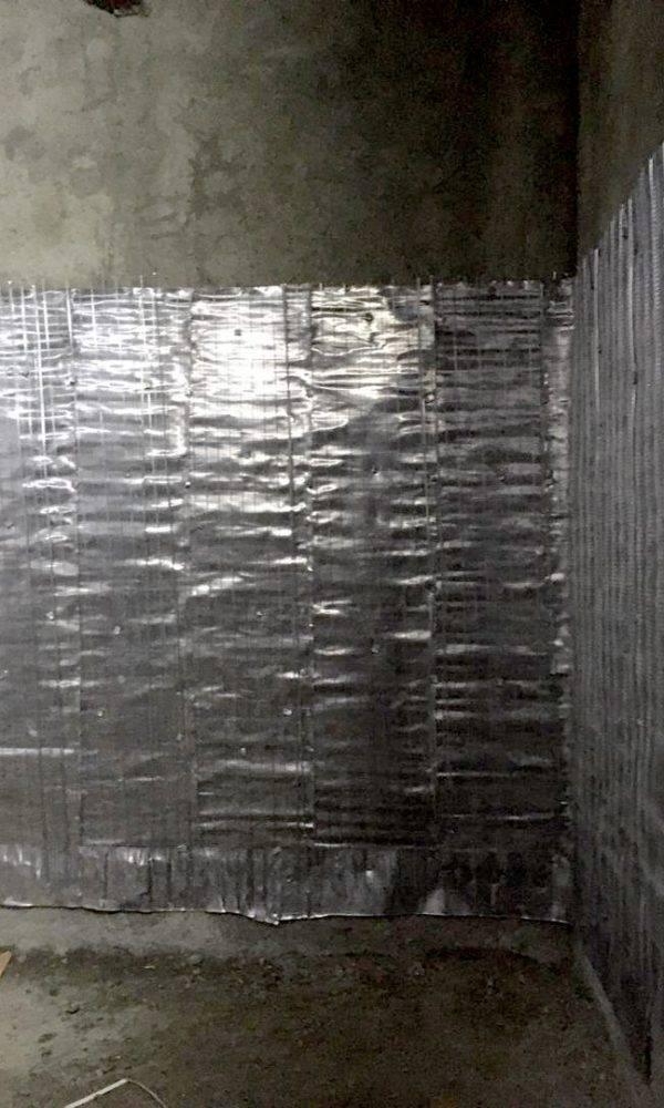 سربکوبی دیوار